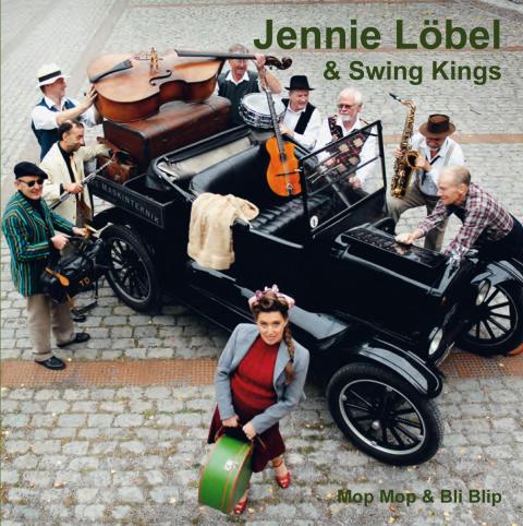 JENNIE LÖBEL & SWING KINGS på Club HepCat i Malmö den 13 september