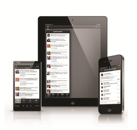 Projectplace Mobile App