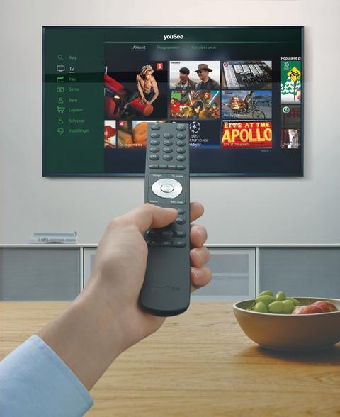 YouSee klar med stor opdatering af ny tv-boks