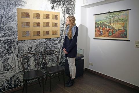 """""""Kaffee als globale Handelsware"""" ist ein neues Thema im Museum """"Zum Arabischen Coffe Baum"""""""