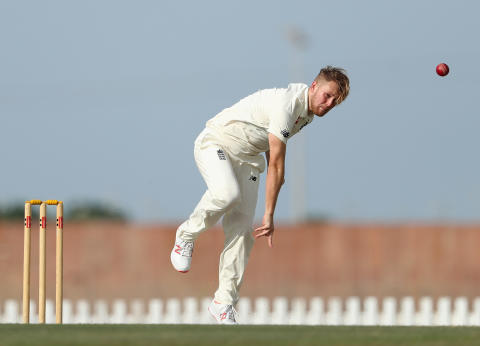 England Lions lead India A by 121 runs after day two of the first unofficial Test