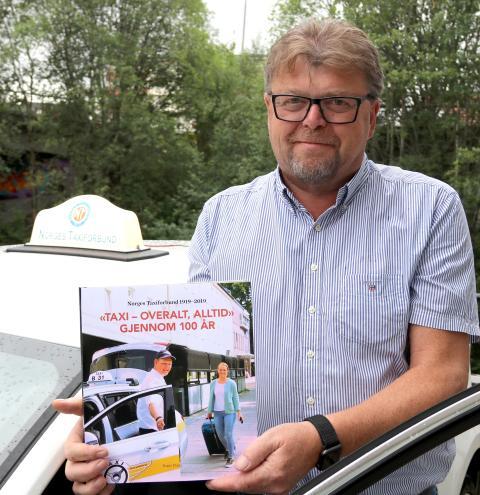 Taxiforbundet markerer 100 år