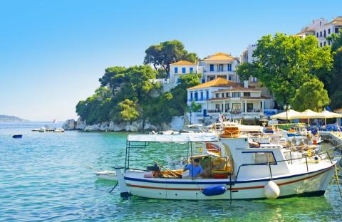 Skiathos, Grekland