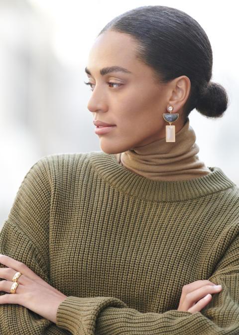 Earrings 13,99 € model pic