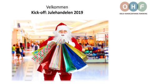Prognoser for julehandelen 2019