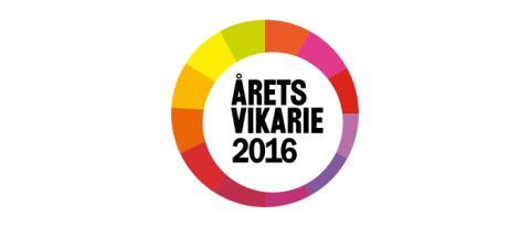 Pressinbjudan - Årets Vikarie 2016