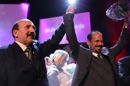 Shakir Al-Mohammadawi vinnare på RAMP10