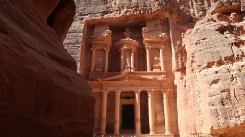 En dag i Petra