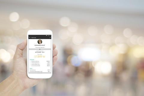 Löneuppgifter i mobilen med ny app