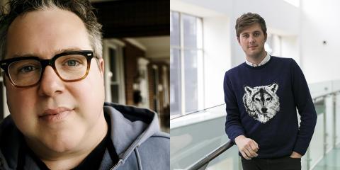 Eric Nuzum, Audible och Ryan Broderick, BuzzFeed.