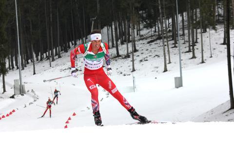 Andreas Kjeverud Eggen, sprint ungdom menn, Junior-VM, Minsk