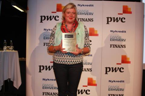 Årets Temapris 2016 på Fyn: Hun forstår at skabe glæde for sine kunder