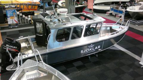 ALUKIN aluminiumbåtar på Allt för sjön