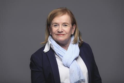 Kristin Pettersen blir Sjømatrådets neste fiskeriutsending til Tyskland