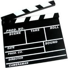Två heta kortfilmsinspelningar i Kiruna