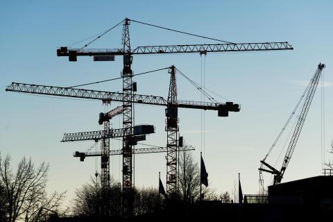 Störningsfritt bygge i städer