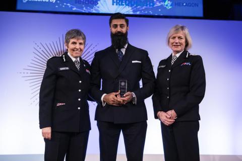 Officer of the year - AV. ALI_9994