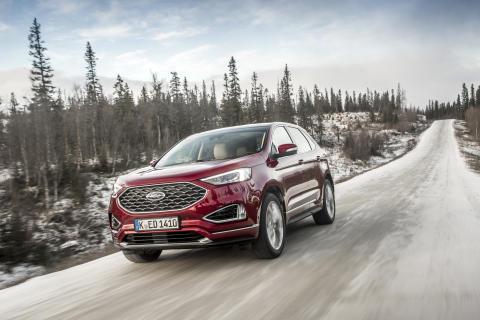 Ford mit drei Österreichpremieren auf der Vienna Auto Show 2019 (Stand Halle C)