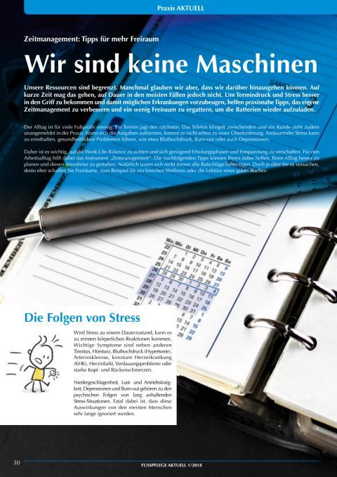 Zeitmanagement: Tipps für mehr Freiraum