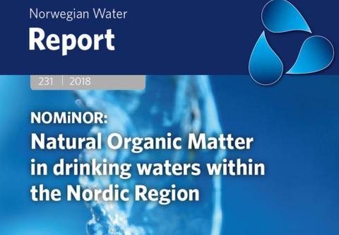 C SVU-rapport: Organiskt material i nordiska dricksvatten