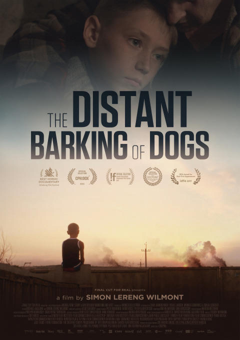 Instruktør viser prisbelønnet dokumentar på Kulturværftet 11. april: The Distant Barking of the Dogs - Olegs krig