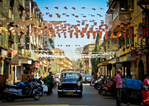 Bombay, Indien