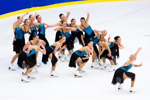 Team Surprise 2014–2015