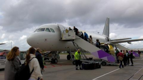 Busiest ever Easter takes London Luton Airport to 1.2m passengers in March