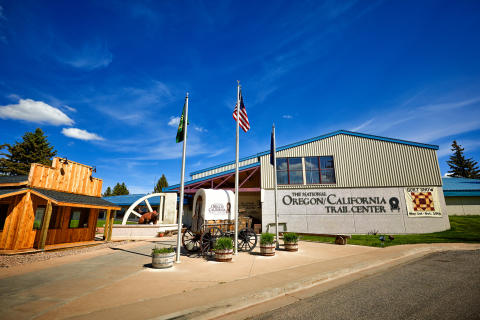 Idaho Oregon/California Trail Center