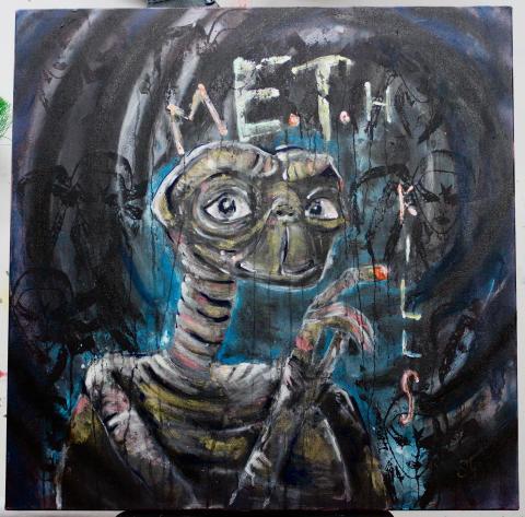 Scooter LaForge - Meth Kills, 2013