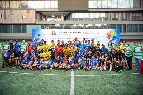 Epson Youth Challenge 2019 Wraps Up in Style  at Integrated Community and Lifestyle Hub
