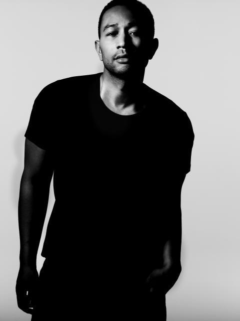 John Legend är #1 för första gången på Billboard och Sverigetopplistan