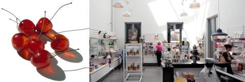 Nationalmuseum öppnar ny butik