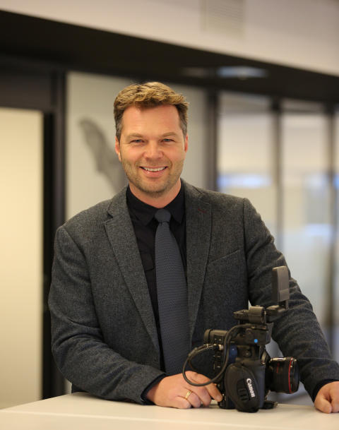 Ole Bjørn Johnsen, Pro Business Development Manager i Canon Norge