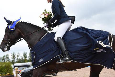 Svenska Ridsportförbundet och ATG lanserar ny hoppserie