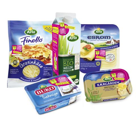 Arla Dachmarke_On-Pack Promotion