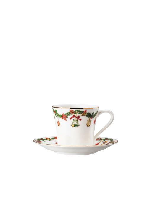 HR_Nora_Christmas_Espresso_cup_saucer