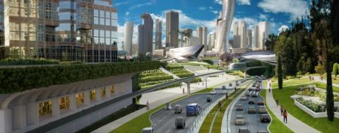 A Ford munkatársai 'Autolivery' ötletekkel járulnak hozzá a vállalat fenntarthatóbb 'Jövő Városa' stratégiájához