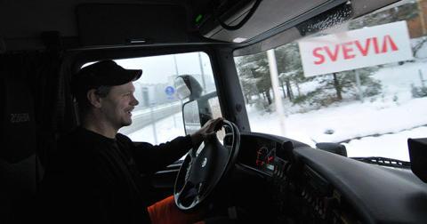 Svevia fortsätter sköta om vägarna i Edsbyn