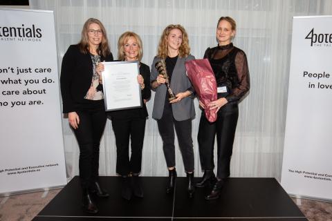 Lantmännen har utsetts till Årets Talangföretag 2019