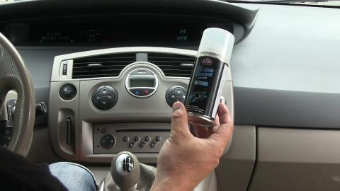 Ozon fjerner vond lukt i bil - Bil og trafikk - VG