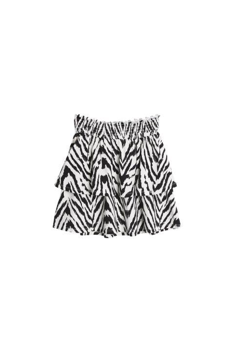 Gina Tricot 199 SEK 19.95 EUR 179 DKK Ammi skirt Zebra v.17