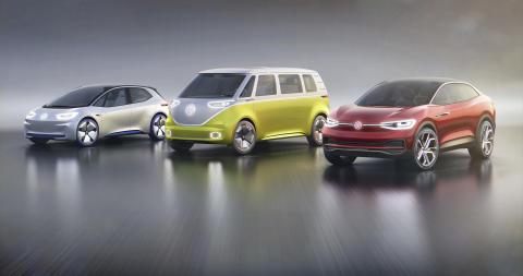 Historisk omställning när VW-koncernen väljer väg