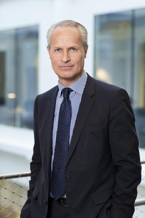 Tomas Franzén, CEO Bonnier AB