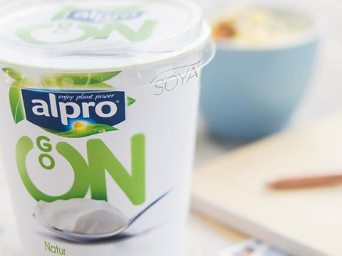 Alpro lanserer markedets første plantebaserte alternativ til kvarg - Alpro Go On