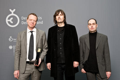 Silver: Ergonomidesign and RTI Sports win the most prestigious German design award with a firm grip