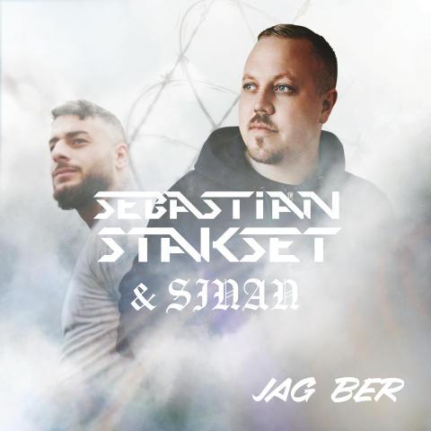 """Sebastian Stakset och SINAN släpper den gemensamma låten """"Jag ber"""""""