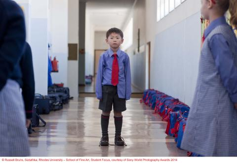 Sony World Photography Awards 2014: Die Finalisten des Student Focus Wettbewerbes stehen fest
