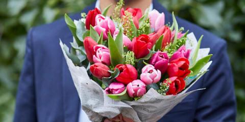 Tulpaner – skötsel och styling