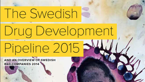 ​Continued growth for the Swedish drug development pipeline